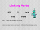 Linking Verbs are Out of this World PowerPoint