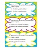 Linking and Action Verbs Board Game