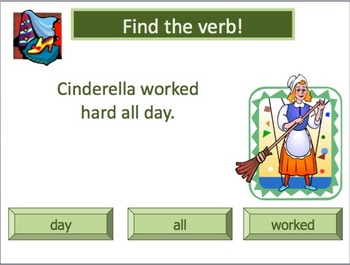 Linking and Action Verbs
