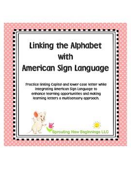 ASL Linking the Alphabet (American Sign Language)