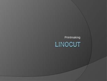Linoleum Carving Power Point