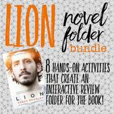 Lion (A Long Way Home) Interactive Folder Bundle