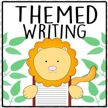 Lion  Animal Writing  Display