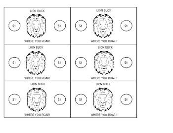 Lion Bucks