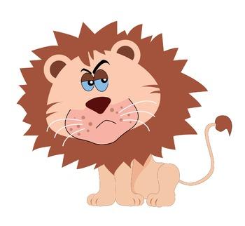 Lion Clipart Emojis