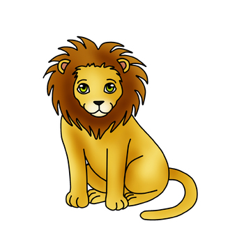 Lion Clipart FREE Download