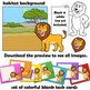 Lion Clipart with Signs