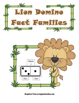Lion Domino Fact Families