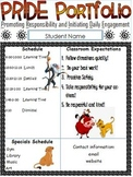 Lion King Classroom Forms