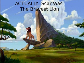 Lion King Story (Twisted)