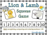Lion & Lamb Squeeze Number Game