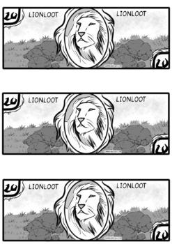 Lion Loot