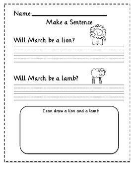 Lion and Lamb Unit