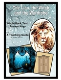 Lion, the Witch, and the Wardrobe Whole Book Test