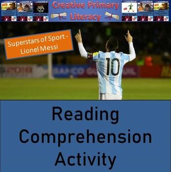 Lionel Messi Reading Comprehension