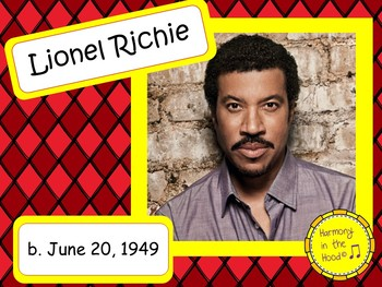 Lionel Richie: Musician in the Spotlight