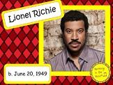 Lionel Richie: Musician in the Spotlight