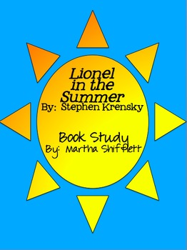 Lionel in the Summer Book Study