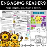 Lions Nonfiction Reading Comprehension Unit