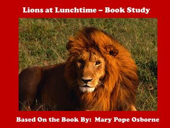 Lions at Lunchtime - Book Study