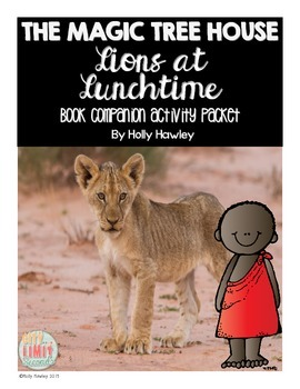Lions at Lunchtime-Magic Tree House A Guided Reading Activity
