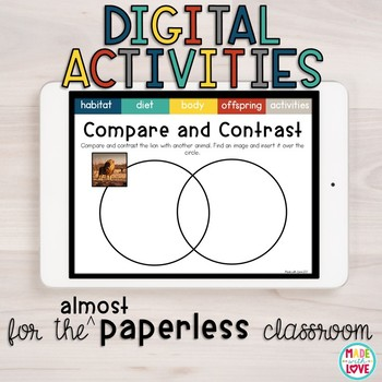 Lions for the (Almost) Paperless Classroom