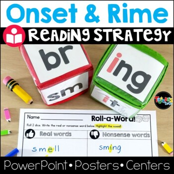 Lips the Fish Reading Strategy: Lesson Plan, Center, PowerPoint: CC Aligned!