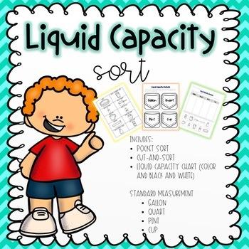 Liquid Capacity Sort