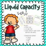 Liquid Capacity Sort