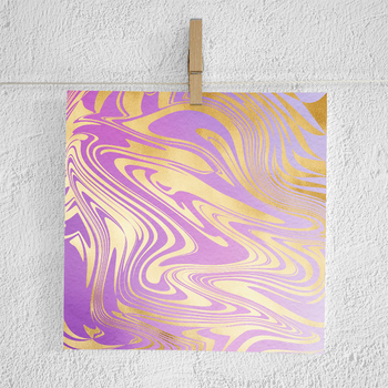 Liquid Gold Digital Paper
