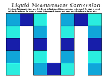 Liquid Measurement Conversion Game