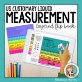 Liquid Measurement Flip-Flap Book