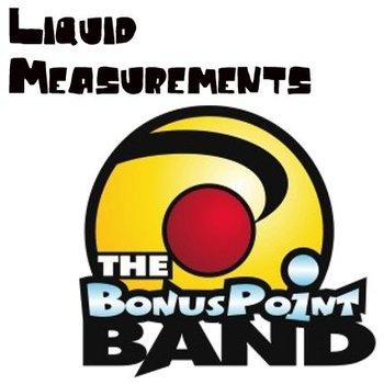 """""""Liquid Measurements"""" (MP3 - song)"""