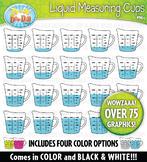 Liquid Measuring Cup Clipart {Zip-A-Dee-Doo-Dah Designs}