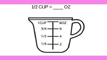 Liquid Measuring Cups Presentation