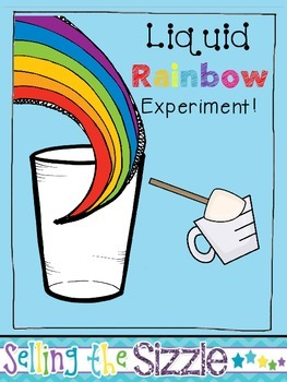 Liquid Rainbow FREEBIE!