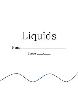 Liquid-State of Matter