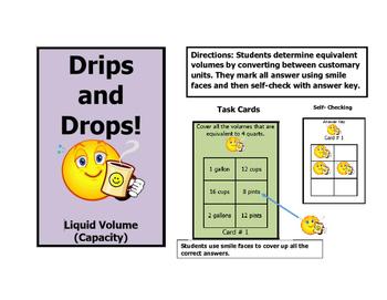 Liquid Volume Customary