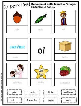 Lire à petits pas Niveau 2  Module 8 sons oi oir oire