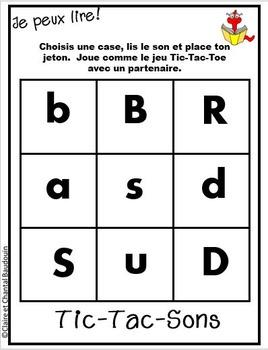Lire à petits pas; Niveau 1, Module 3 : Sons b,d,s