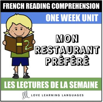 Lire tous les jours de la semaine #14 - French reading program