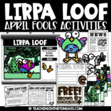 Lirpa Loof April Fools Day Activities