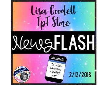 Lisa Goodell NEWSFLASH 2/12/2018
