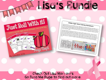 Lisa's  BUNDLE- Breast Cancer FUNDRAISER
