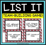 AVID Teambuilding Categories Trivia Game-100 Cards