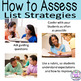 List Making Writing Strategy - 27 Fun, Illustrated Lists for writing