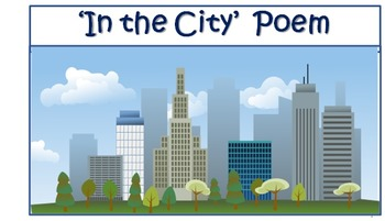 List Poetry with a Grammar Focus - City and Country