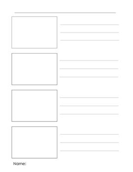 List Writing Template