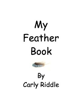 List and Label Mentor Text - Feather