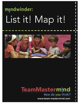 List it! Map it! ~ How to organize & prioritize - skills for a lifetime